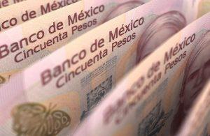 Curso USD MXN de Mexico